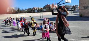 Primaria: Carnaval 2021.