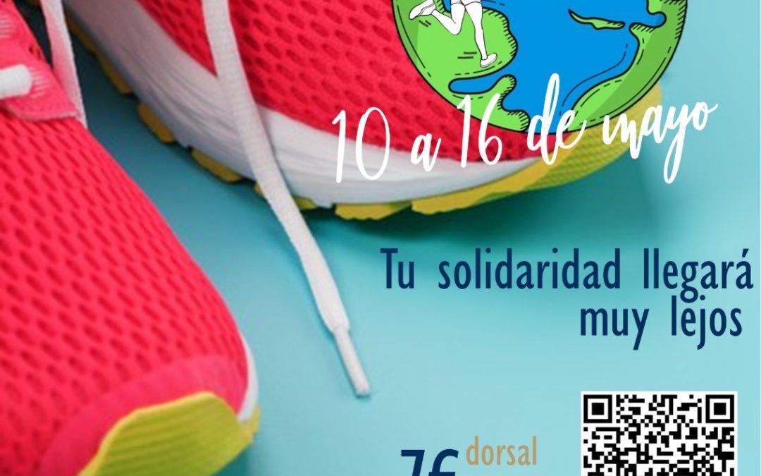 Carrera Solidaria PROYDE