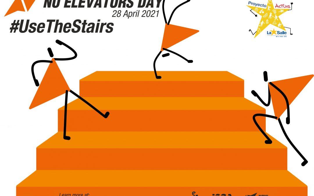 NO ELEVATORS DAY