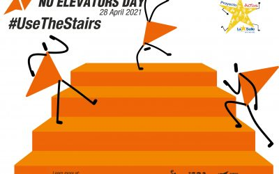 NO ELEVATORS DAY