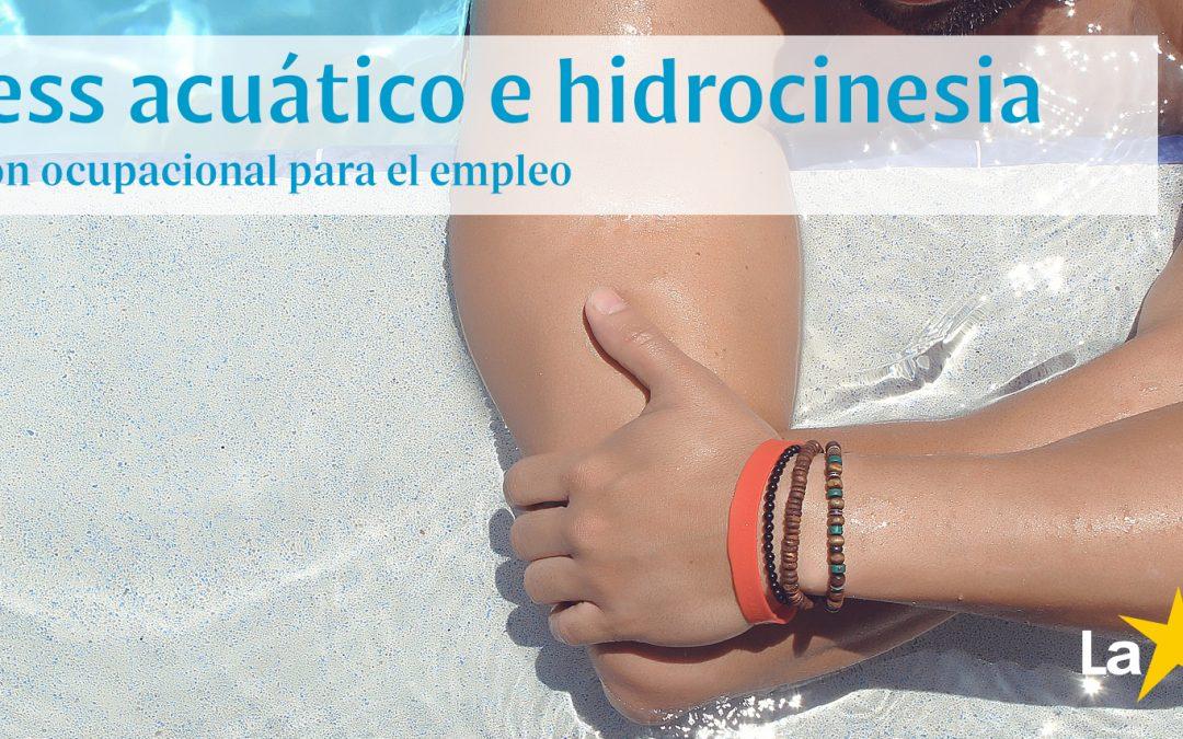 FORMACIÓN OCUPACIONAL: Fitness acuático e hidrocinesia