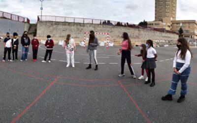 OSE VILLENA: un día con los alumnos de TEAS