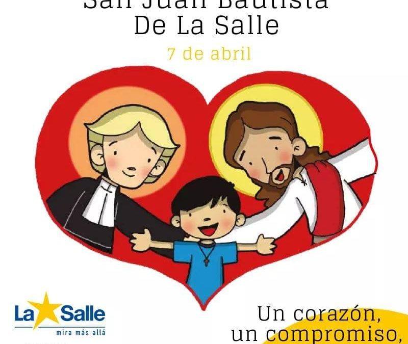 7 de abril: San Juan Bautista De La Salle