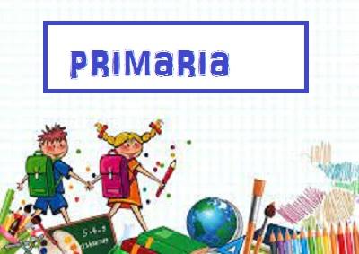 Inicio curso PRIMARIA. Curso 2021/2022