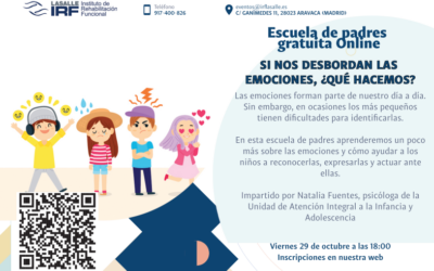 Escuela de padres gratuita ONLINE.