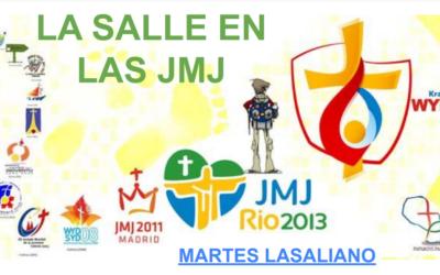 La Salle en JMJ Lisboa 2023